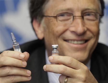 Bill Gates Injection