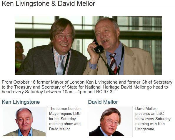 Ken Livingstone David Mellor MI5 Filming Child Abuse