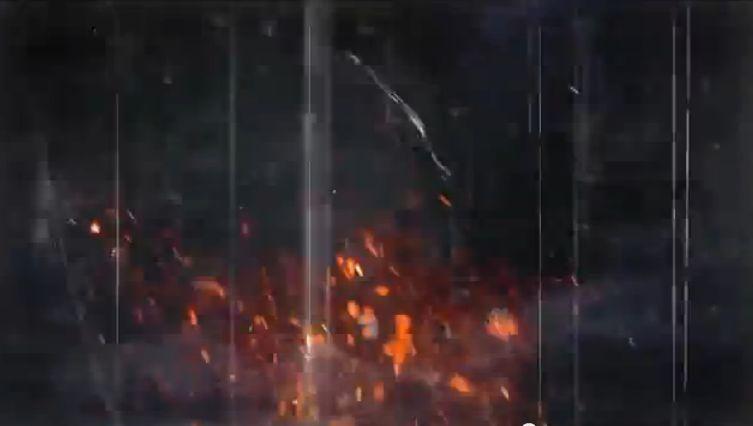 FIRE TERRIFYING