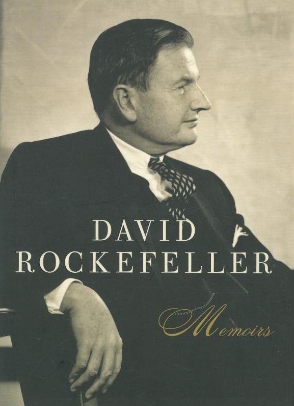 ROCKEFELLER MEMOIRS