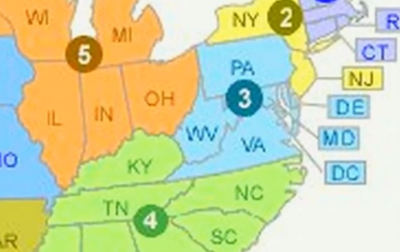 FEMA Preparing For The Worst In Region Why Video Anti Oligarch - Fema region map