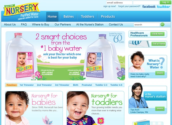 fluoride-Nursery-Water-Home