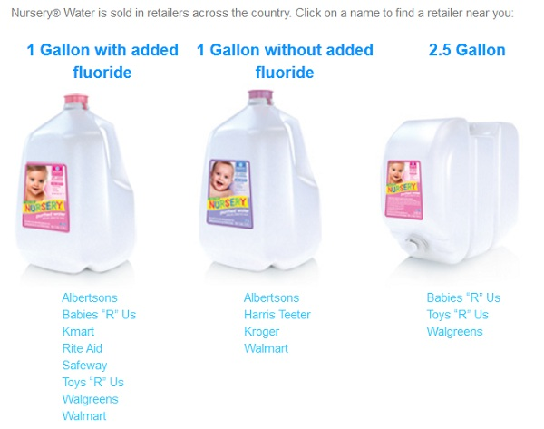 Nursery-Water