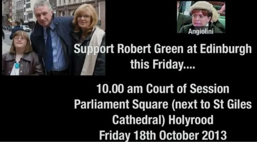 ROBERT GREEN EDINBURGH