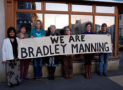 WE ARE BRAFLEY MANNING