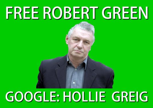 FREE RBERT GREEN BANNER