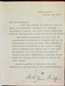 israel-creatd-baflour-declaration-agreemen