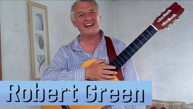 Robert Green Guitar 2015
