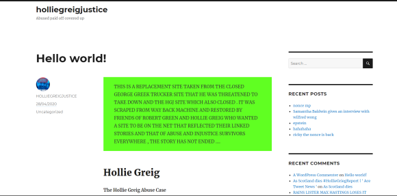 Holliegreigjustice page.PNG